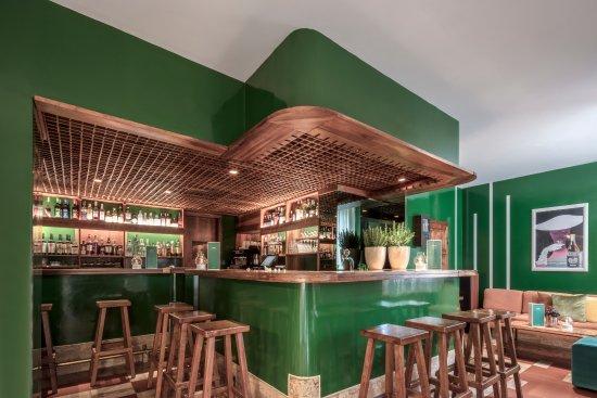 Albergo Posta Marcucci: Bar Verde