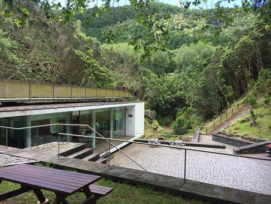 Santa Cruz Da Graciosa, Portugal: Centro de Visitantes da Furna do Enxofre