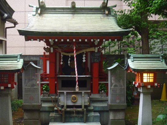 Hannoki Inari Shrine