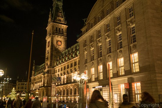 Haunted History of Hamburg