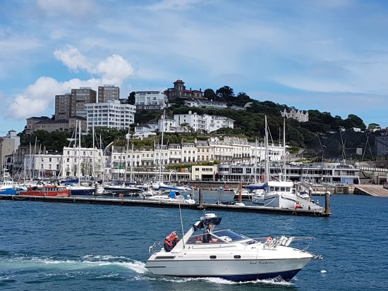 Riviera Lodge Hotel Torquay: A short walk from the Hotel