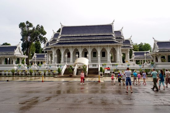 Pak Nam, Thailand: Храм