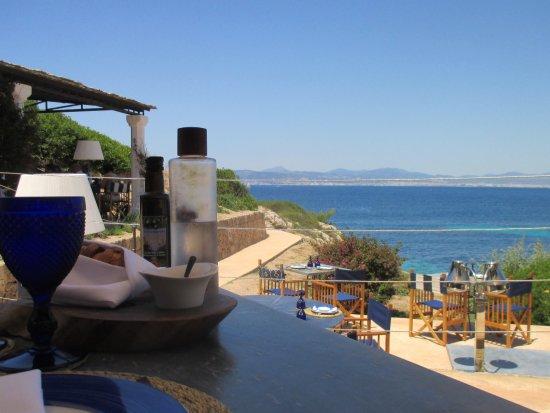 Cala Blava, Spanien: view
