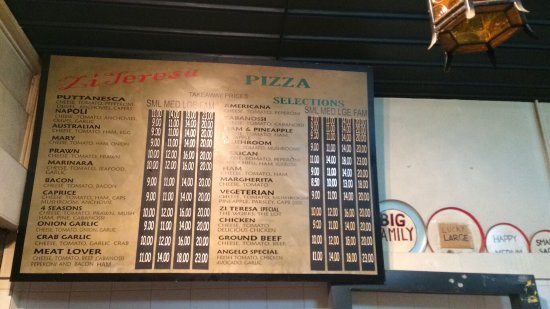 Hornsby, Australië: Best pizza  Local and family owned A bit tiny ( can cater about 16 peoples )