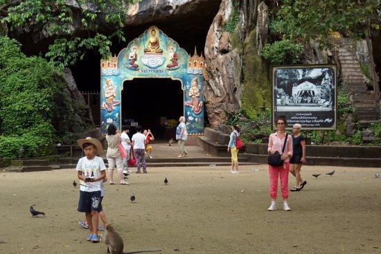 Takua Thung District, Thailand: У входа