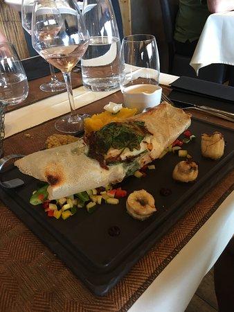La table des saveurs picture of la table des saveurs font romeu tripadvisor - La table des saveurs font romeu ...