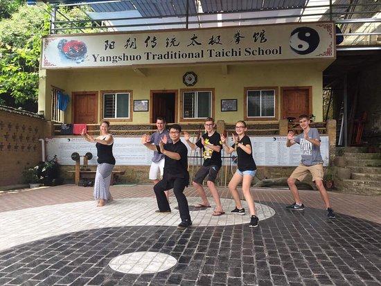 Yangshuo Traditional T'ai Chi School: photo0.jpg