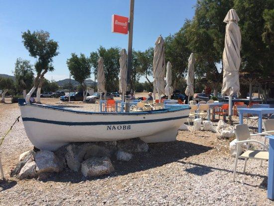 Varkiza, Grækenland: NAOBB Boat