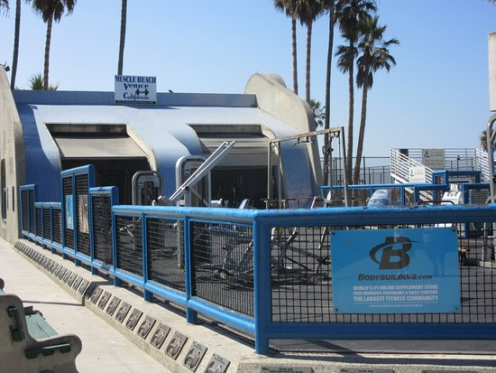 Photo of Historic Site Venice Beach Boardwalk at Los Angeles, CA 90291, United States