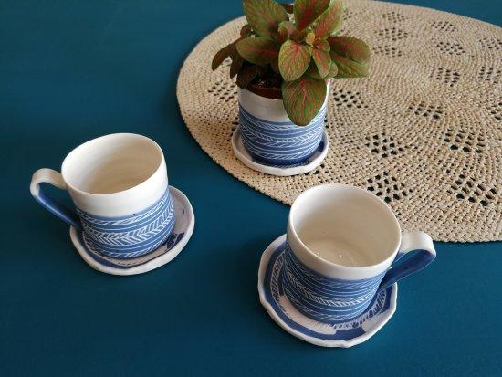 les petites porcelaines photo de les petites porcelaines vallauris golfe juan tripadvisor. Black Bedroom Furniture Sets. Home Design Ideas