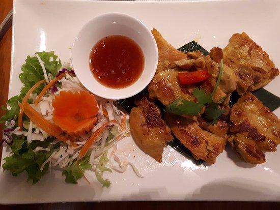 Clifton Beach, Australia: Gai Yang (BBQ Chicken
