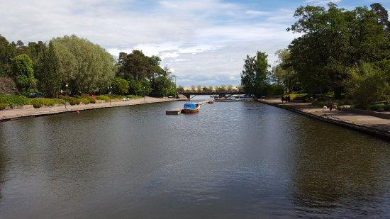 Kotka, Finlandia: Sapokka Water Garden