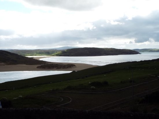 Bettyhill, UK: View from the Hotel