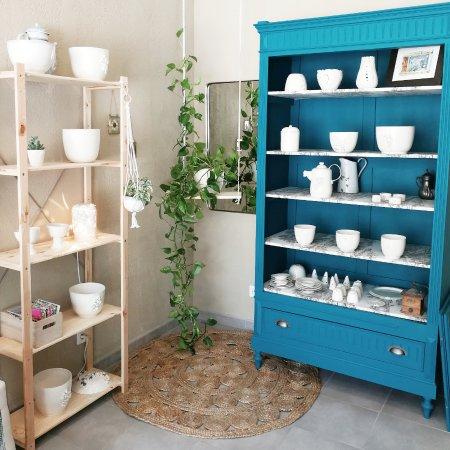 Les Petites Porcelaines la boutique - picture of les petites porcelaines, golfe-juan