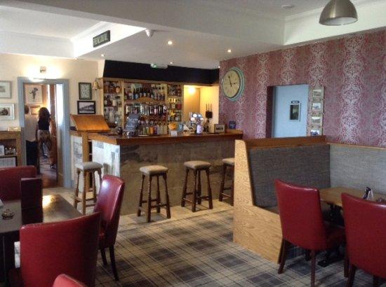 Corrie, UK: New bar and restaurant