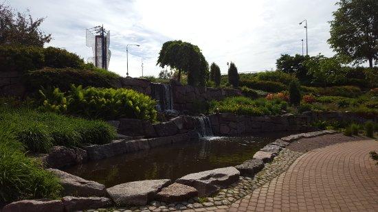 Kotka, Finlandia: Riverside Park