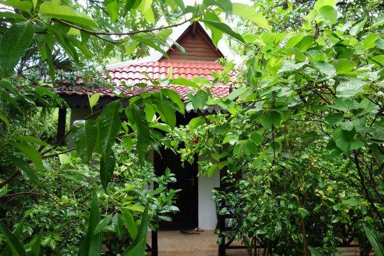 Sojourn Boutique Villas: villa entrance