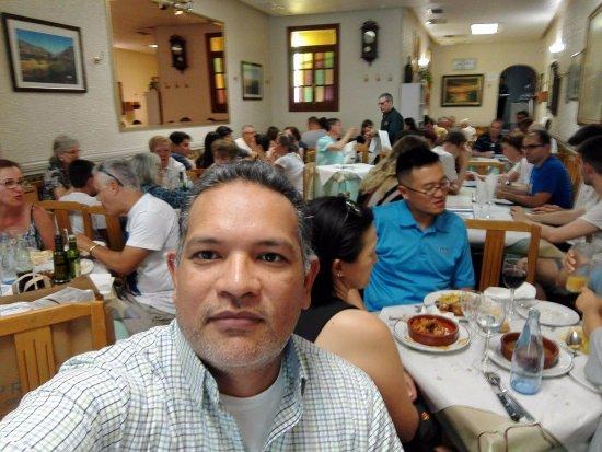 La Sanabresa : Comedor