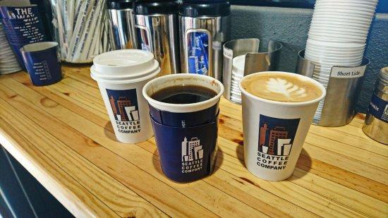 Dullstroom, Νότια Αφρική: Get some coffee