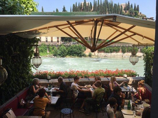 Photo1 Jpg Bild Von Terrazza Bar Al Ponte Verona
