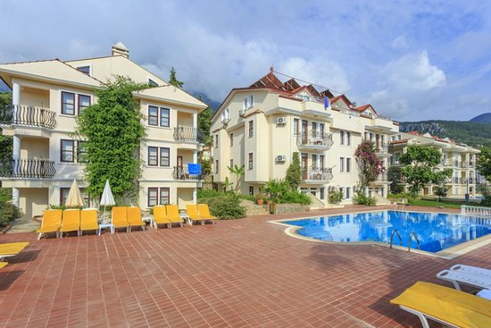 Milky Way Apart Hotels Prices Hotel Reviews Turkey Ovacik Tripadvisor