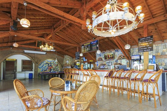 Milkyway Apart & Hotels: Restaurant & Bar