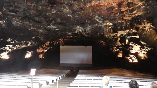 Punta Mujeres, Hiszpania: Kino-Veranstaltungen