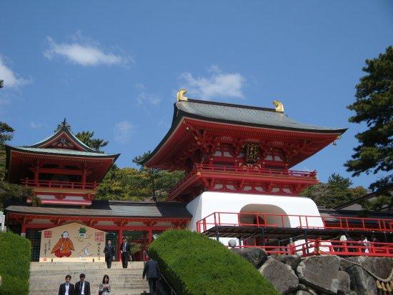 Akama Shrine : 赤間神宮