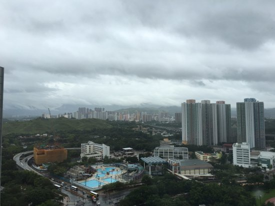 Harbour Plaza Resort City Hong Kong: View from room