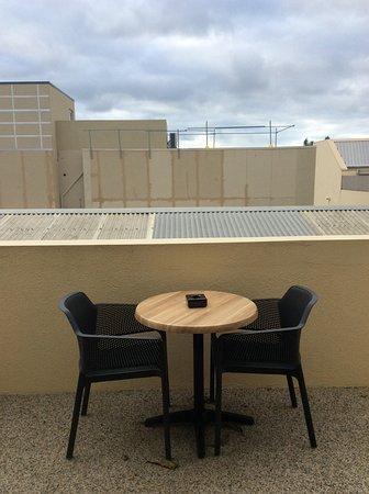 Rye, Australia: The view when you walk in.