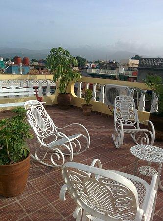 Terraza Y Plantas Espectaculares Picture Of Casa Juan
