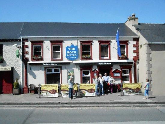 Cashel, Irland: La visite c'est tout en haut