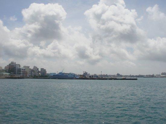 Penghu County, Taïwan : 馬公港海景