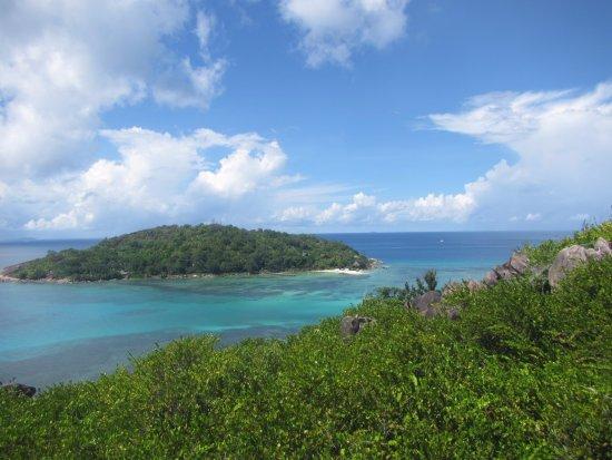 جزيرة براسلين, سيشيل: Anse La Blague