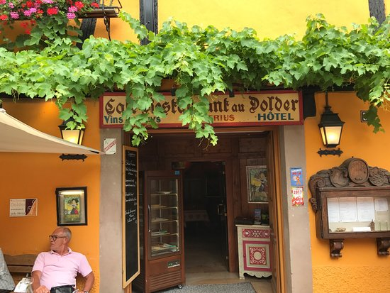 Hotel Restaurant Au Dolder: photo0.jpg