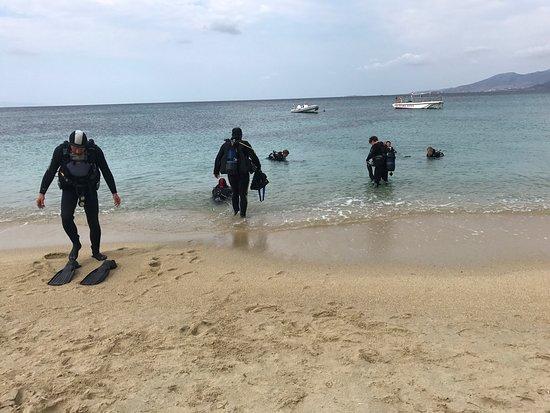 Blue Fin Divers Naxos Greece: photo0.jpg