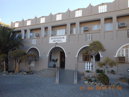 Springbok Hotel Photo