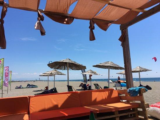 Ulcinj, Montenegro: Chilliges Plätzchen