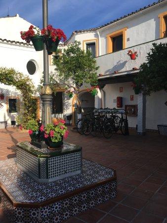 Globales Pueblo Andaluz Foto