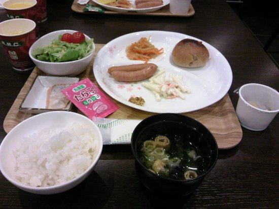 Hotel Iwaki: 朝食