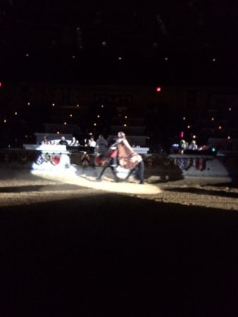 Hanover, MD: Medieval Times