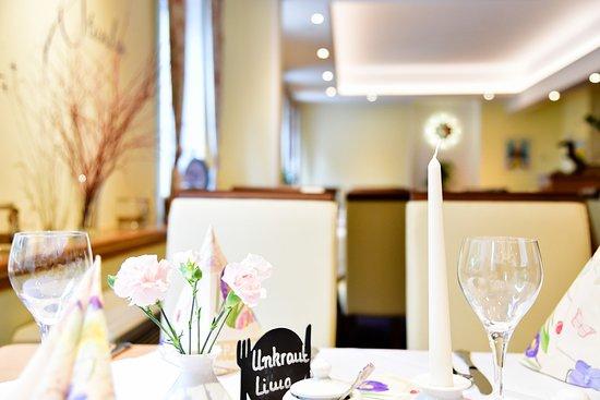 Werben, Γερμανία: Unser Restaurant