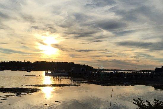 Port Clyde, ME: The Monhegan Boat Line Dock