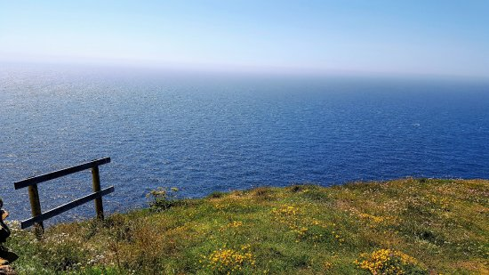 Mull of Galloway, UK: Lovely view