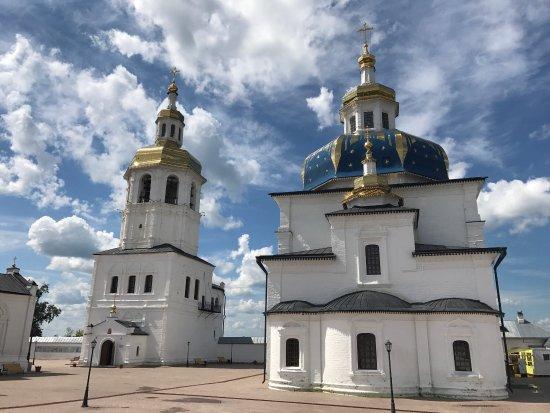 Abalakskiy Znamenskiy Monastery