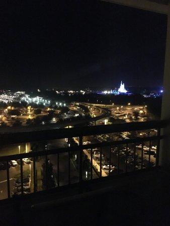 Bay Lake Tower at Disney's Contemporary Resort: Sacada
