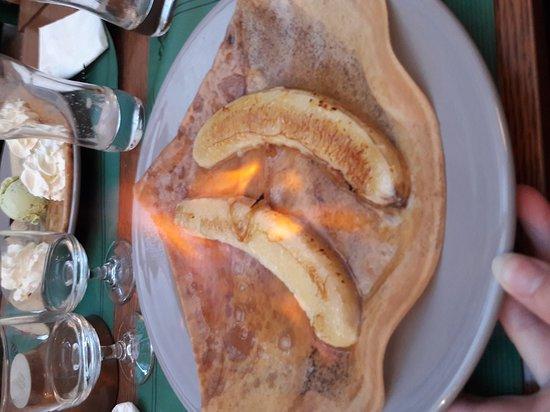 Saintes, France: Creperie des Elfes