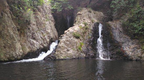 Cerveteri, Italie : Una delle 5 cascate