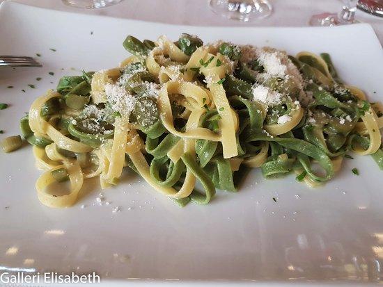 Preganziol, Italia: Pasta till lunch