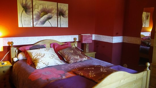 chambre familiale - picture of chambres d'hotes chez sylvia et